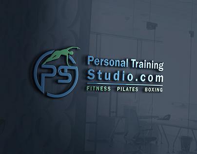 Personal Training Studio Logo