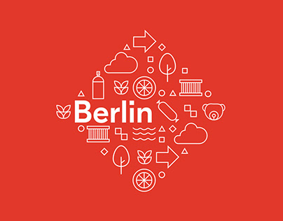 Berlin, City Branding.