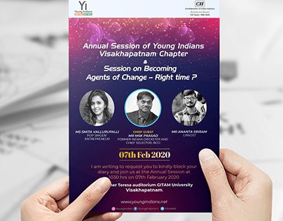 Young Indians | Flyer