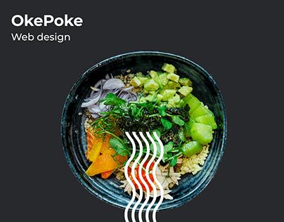 Web Design: Asian Food Restaurant