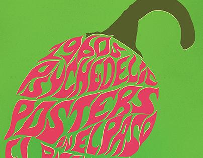 Psychedelic Posters in El Paso