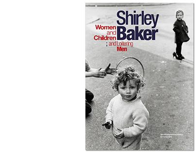 Shirley Baker: women and children; and loitering men