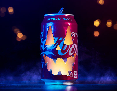 Halloween Coca-Cola 2018