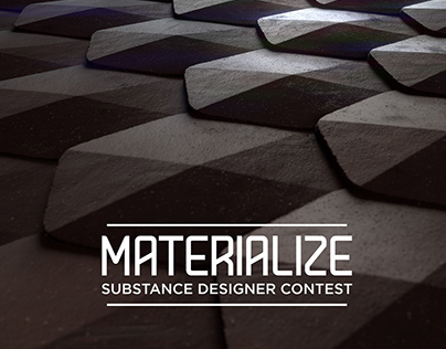 Entry for Allegorithmic's Materialize Contest