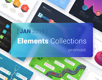 Jan 2019 | Premast Free Elements and infographics
