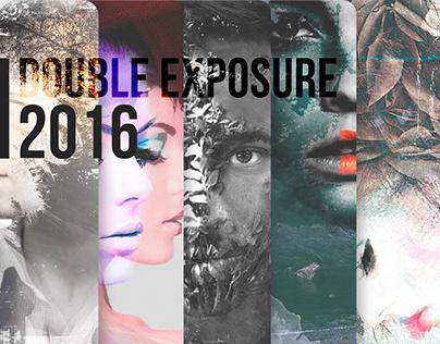 """Эффект """"Double Exposure"""""""