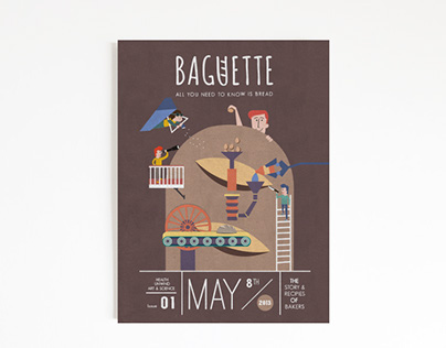 Baguette Magazine
