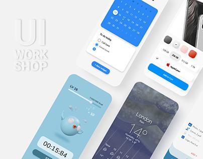 UI Workshop