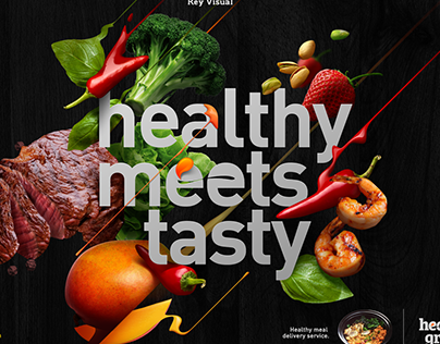 Health Grub • Branding + Packaging