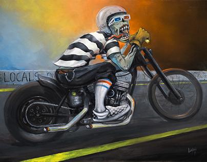 Motorcycle Monster Series