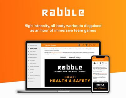 Rabble Website Redesign