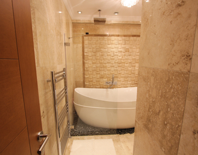 HT Üsküdar Bathroom Design