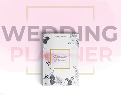 Pink and White - Wedding planner