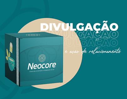 Reposicionamento de negócio - Neocore