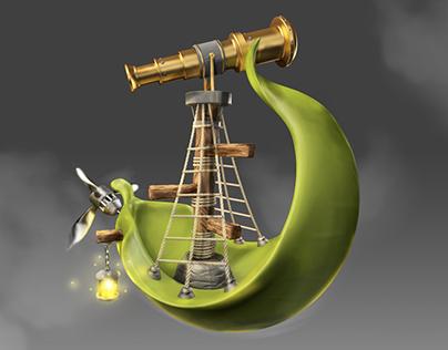 Leaf Boat | Game Design