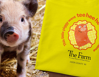The Farm - t-shirt designs