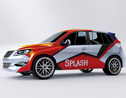 Branding Car Wrap Design