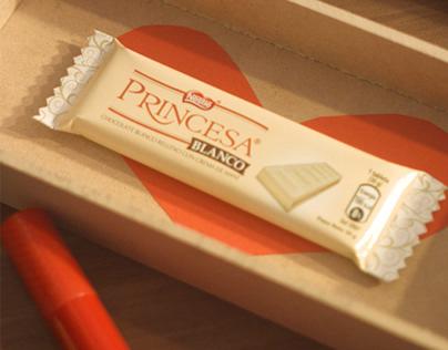 Campaña Nuevo Princesa Blanco
