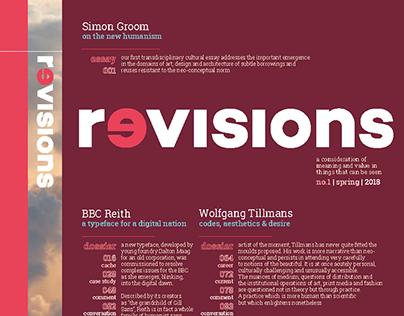 Revisions Magazine