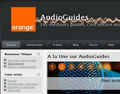 Orange Innovation project