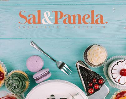 Branding Sal&Panela Bakery and candyshop
