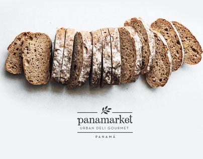 Panamarket | Brand design