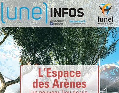 Lunel Infos - Numéro Spécial L'Espace des Arènes