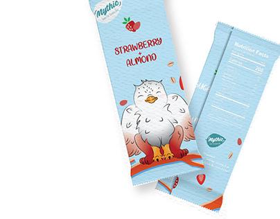 Mythica Sugar free Granola Bars