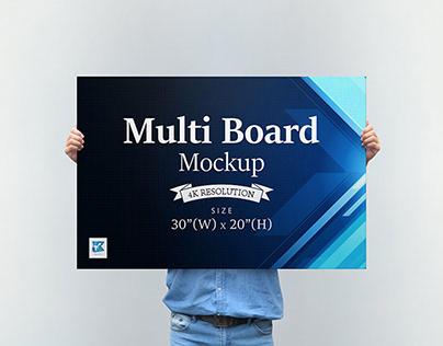 Multi-board Mock-up v1
