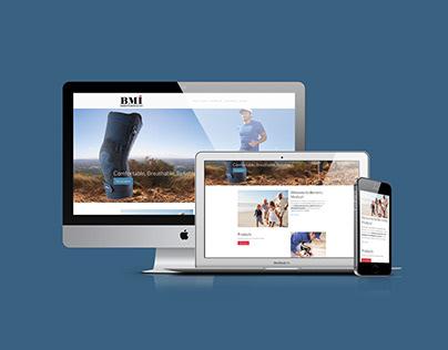 Web design: Berretta Medical