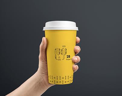 2B Burger & Pasta | Branding