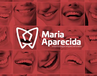 Identidade Visual - Maria Aparecida Odontologia