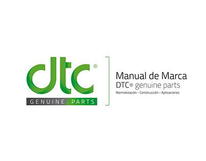Manual de Marca DTC® Genuine Parts