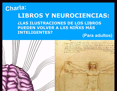 Talk about Illustrations and Neuroscience.