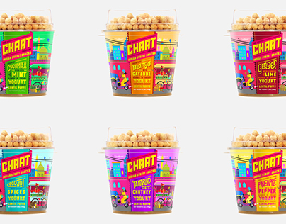 BRAND & PACKAGING: THE CHAAT COMPANY