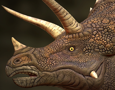 Triceratops - Realtime Model