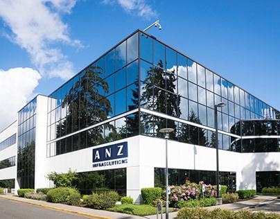 ANZ Logo & Branding