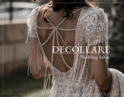 Wedding Salon 'Decollare""