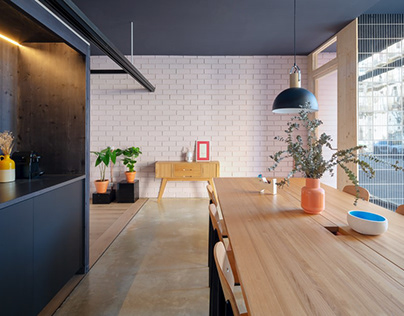 THE ROOM by nook architects