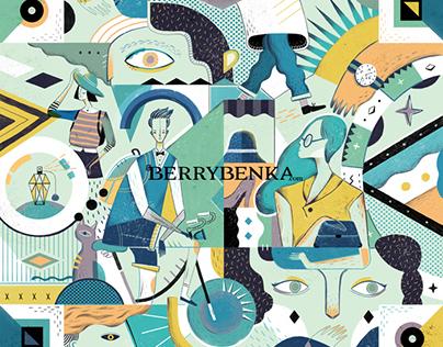 Berrybenka collector`s edition box