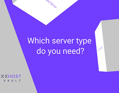 Which Server Type Do You Need?