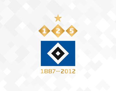 125 years of HSV - Branding