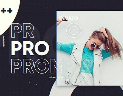Typographic Opener