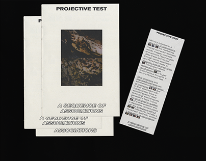 Projective Test: A Sequence of Associations