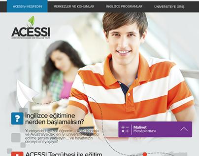ACESSI Web Site