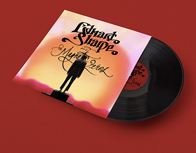 Edward Sharpe and the Magnetic Zeroes Vinyl Design