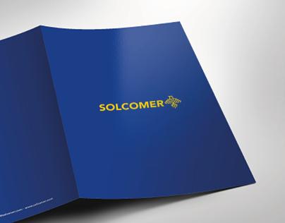 SOLCOMER Brand Identity