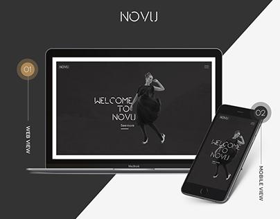 NOVU Theme