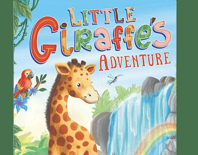 Little Giraffe's Adventure-Little Hippo Books