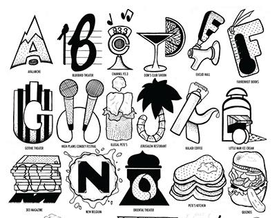 The Denver Alphabet